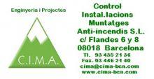 CONTROL INSTAL.LACIONS MUNTAGES ANTI-INCENDIS S.L., MATERIAL CONTRA INCENDIOS / PROTECCION CONTRA INCENDIOS en BARCELONA - BARCELONA