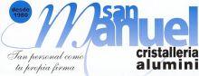 CRISTALLERIES-SAN-MANUEL - CRISTALERIAS / VIDRIO