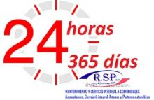 RSP-SERVICIO-A-COMUNIDADES-S.L - MANTENIMIENTO / EMPRESAS DE SERVICIOS