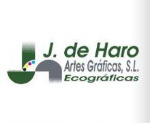 J DE HARO ARTES GRÁFICAS SEVILLA, IMPRESION / SERIGRAFIA / TAMPOGRAFIA en MAIRENA DEL ALJARAFE - SEVILLA