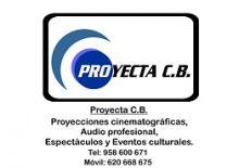PROYECTACB AUDIOVISUALES, PRODUCCION AUDIOVISUAL en MOTRIL - GRANADA
