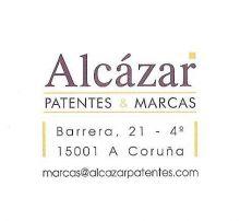 ALCAZAR-PATENTES - AGENTES DE LA PROPIEDAD / PATENTES / MARCAS