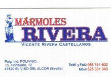 MARMOLES-RIVERA - MARMOLES / GRANITOS