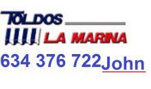 TOLDOS-LA-MARINA - TOLDOS / CARPAS