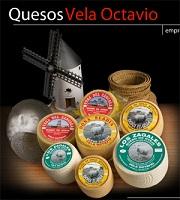 QUESOS-VELA-OCTAVIO - QUESO / PRODUCTOS LACTEOS