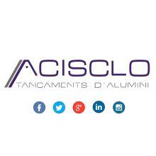 TANCAMENTS-DALUMINI-ACISCLO - CARPINTERIA METALICA / ALUMINIO / PVC