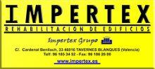 IMPERTEX-VALENCIA-SL - REHABILITACION DE EDIFICIOS Y FACHADAS