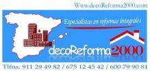 DECOREFORMA2000 - CONSTRUCCION / REHABILITACION / REFORMAS