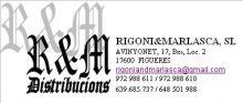 RIGONI-MARLASCA - BUZONEO / REPARTO DE CORRESPONDENCIA