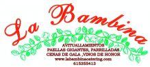 LA-BAMBINA-PAELLAS-GIGANTES - CATERING / RESTAURACION COLECTIVA
