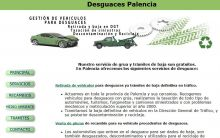 DESGUACES-PALENCIA - DESGUACES / CHATARRA