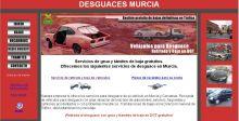 DESGUACES-MURCIA - DESGUACES / CHATARRA