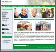 GRUPO RETIRO HIPOTECA INVERSA Y RENTA VITALICIA, SERVICIOS FINANCIEROS en MADRID - MADRID