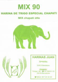 HARINAS-JUAN-C.B - HARINAS / CEREALES