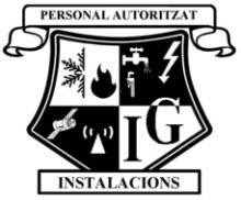 IG-INSTALACIONES - MANTENIMIENTO / EMPRESAS DE SERVICIOS