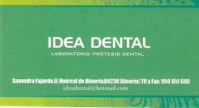 IDEA-DENTAL - DENTISTAS / CLINICAS DENTALES / LABORATORIOS