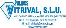 PULIDOS-VITRIVAL-SLU - PULIDO / PULIMENTADO