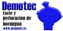 DEMOTEC-CORTE-Y-PERFORACION-DE-HORMIGON-SL - DERRIBOS / DEMOLICIONES