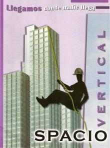 SPACIO-VERTICAL-SCP - TRABAJOS VERTICALES / EN ALTURA
