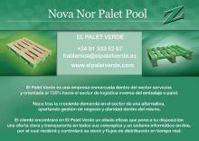 NOVA-NOR-PALET-POOL-SL - EMBALAJE / ENVASADO / ETIQUETADO