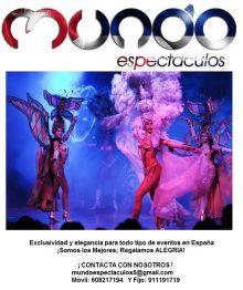 MUNDO-ESPECTACULOS - ESPECTACULOS / ARTISTAS / ANIMACION