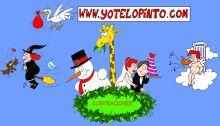 YOTELOPINTO.COM - ARTES GRAFICAS / DISEÑO GRAFICO