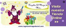 REGALOS-EL-MAGO-DE-MEI - CESTAS DE REGALOS / LOTES DE REGALOS