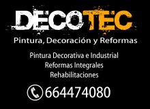 DECOTEC-PINTURA-DECORACION-Y-REFORMAS - PINTURA ARTISTICA / DECORATIVA