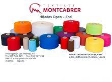 TEXTILES-MONTCABRER-S.A. - TEJIDOS / FIBRAS TEXTILES / HILOS