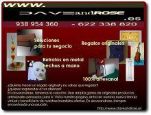 DAVEANDROSE - ARTICULOS DE REGALO / BAZARES / MULTIPRECIO