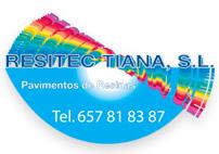RESITEC TIANA SL, PAVIMENTOS / ASFALTOS en TIANA - BARCELONA