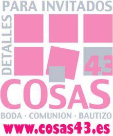 COSAS-43-S.L. - ARTICULOS DE REGALO / BAZARES / MULTIPRECIO