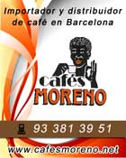 CAFES-MORENO - CAFE / INFUSIONES
