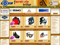 FERRETERIA-TRILLAR-SL - FERRETERIA / HERRAMIENTAS / BRICOLAJE