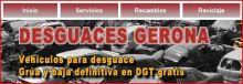 DESGUACES-GERONA - DESGUACES / CHATARRA
