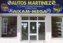 AUTOS-MARTINEZ - AUTOMOCION / CONCESIONARIOS AUTOMOVILES