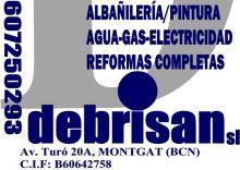 DEBRISAN-SL - REFORMAS INTEGRALES