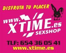 XTIME-SEXSHOP-YECLA - SEX SHOP / ARTICULOS EROTICOS