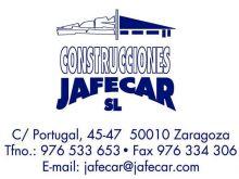 CONSTRUCCIONES JAFECAR,S.L., CONSTRUCCION / REHABILITACION / REFORMAS en ZARAGOZA - ZARAGOZA
