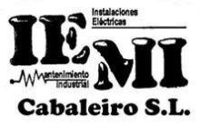 IEMI-CABALEIRO-S.L. - INSTALACIONES ELECTRICAS
