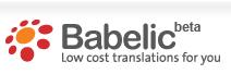 BABELIC-TRADUCCIONES - TRADUCCION / INTERPRETACION