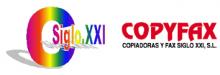 COPIADORAS-Y-FAX-SIGLO-XXI-SL - MATERIAL DE OFICINA / MAQUINARIA