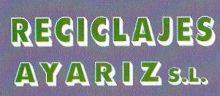 RECICLAJES-AYARIZ-.S.L - RECICLAJE / RECUPERACION / GESTION DE RESIDUOS