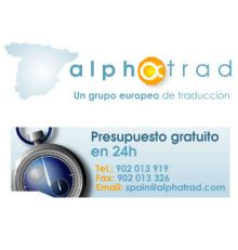 ALPHATRAD-INTERNATIONAL-S.L - TRADUCCION / INTERPRETACION