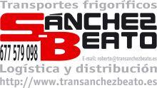 TRANSPORTES FRIGORÍFICOS SÁNCHEZ-BEATO, TRANSPORTE DE MERCANCIAS en VILLALUENGA DE LA SAGRA - TOLEDO