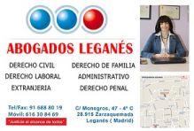 ABOGADOS-LEGANES - ASESORIA JURIDICA / ABOGADOS