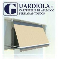 PERSIANAS-GUARDIOLA - CARPINTERIA METALICA / ALUMINIO / PVC