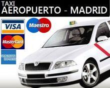 TAXI-AEROPUERTO-MADRID - TAXIS