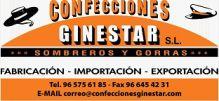 CONFECCIONES-GINESTAR-SL - MODA / COMPLEMENTOS (MAYORISTAS DISTRIBUIDORES)