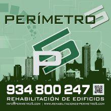 PERÍMETRO VERTICAL BARCELONA, S.L, REHABILITACION DE EDIFICIOS Y FACHADAS en CORNELLA DE LLOBREGAT - BARCELONA